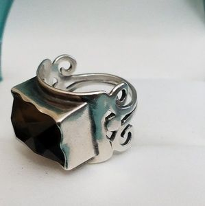 Jewelry - Vintage Sterling Silver Ring Signed 925 Israel
